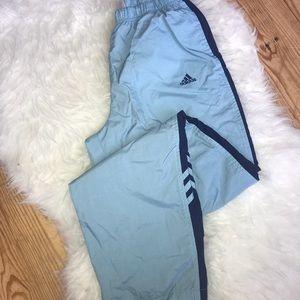 Adidas Vintage Nylon Track Pants